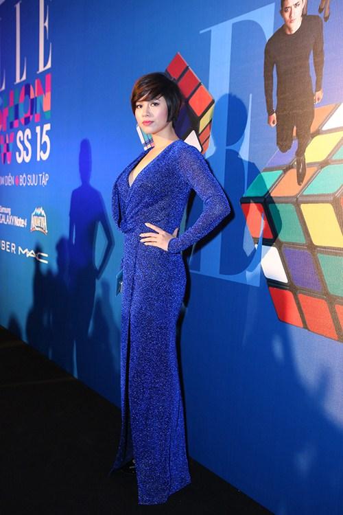 elle show: my nhan ho chung muc - goi cam khon luong - 6