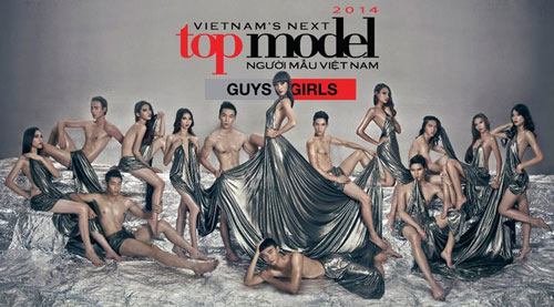 vietnam's next top model lai dinh tin don ro ri ket qua - 2