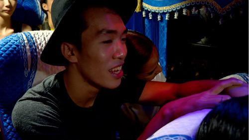thi sinh next top lai dinh tin don yeu duong - 6