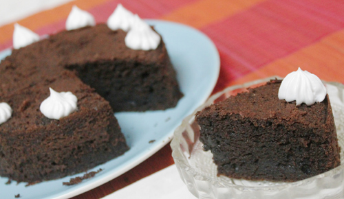 banh brownie ngot ngao, thom lung can bep - 11