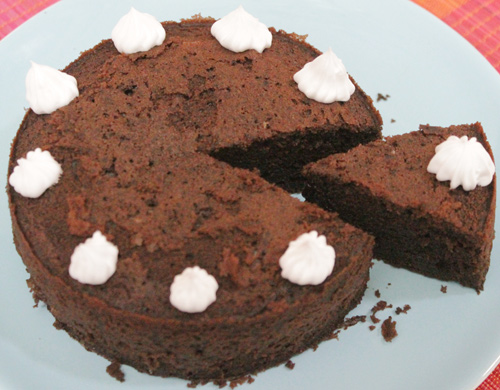 banh brownie ngot ngao, thom lung can bep - 12