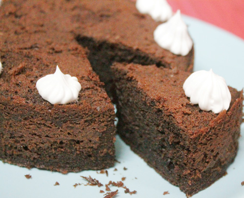 banh brownie ngot ngao, thom lung can bep - 13