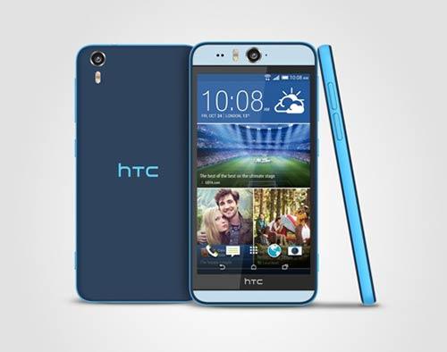 "smartphone ""tu suong"" htc desire eye da co mat tai viet nam - 1"