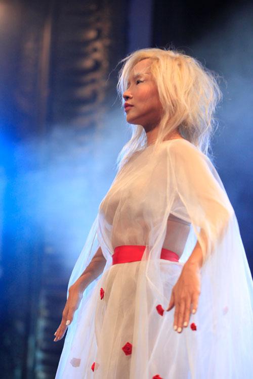 davines hair show 2014: loi cuon den giay phut cuoi cung - 7