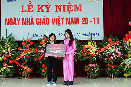 minh nhat masterchef lam banh tang thay co giao cu - 7