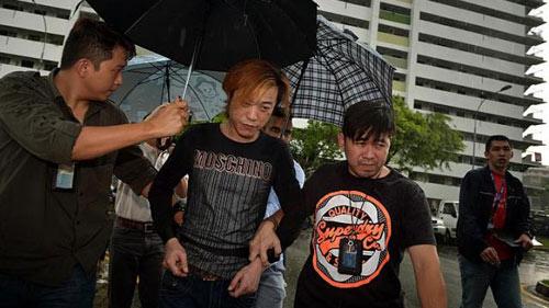 mot phu nu viet bi sat hai tai singapore - 1