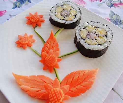 com cuon sushi vua ngon lai dep - 9
