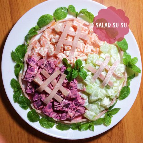 thuc don: ngon mieng voi tom rim mam me, salad su su - 3