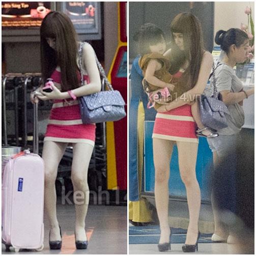 angela phuong trinh dieu tren muc can thiet tai san bay - 3