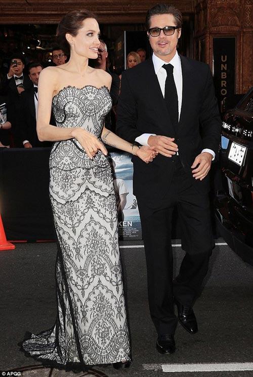 """""""Zoom"""" nhẫn cưới kim cương của Angelina Jolie-5"""