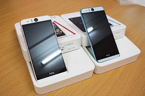 """Ảnh thực tế smartphone """"tự sướng"""" HTC Desire EYE tại Việt Nam-2"""
