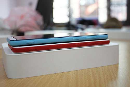 """Ảnh thực tế smartphone """"tự sướng"""" HTC Desire EYE tại Việt Nam-7"""