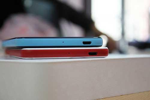 """Ảnh thực tế smartphone """"tự sướng"""" HTC Desire EYE tại Việt Nam-8"""
