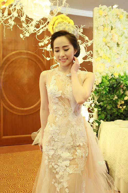 Doãn Tuấn hôn Quỳnh Nga say đắm trong ngày cưới - 13