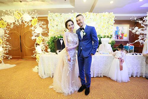Doãn Tuấn hôn Quỳnh Nga say đắm trong ngày cưới - 14