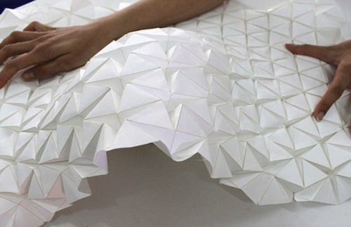 """Nhà """"Origami"""" - vật liệu xây dựng kì diệu của tương lai-4"""