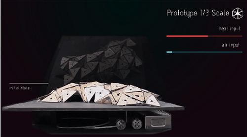 """Nhà """"Origami"""" - vật liệu xây dựng kì diệu của tương lai-1"""