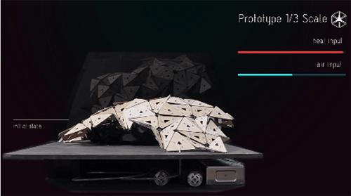 """nha """"origami"""" - vat lieu xay dung ki dieu cua tuong lai - 3"""