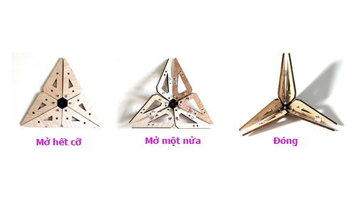 """nha """"origami"""" - vat lieu xay dung ki dieu cua tuong lai - 5"""