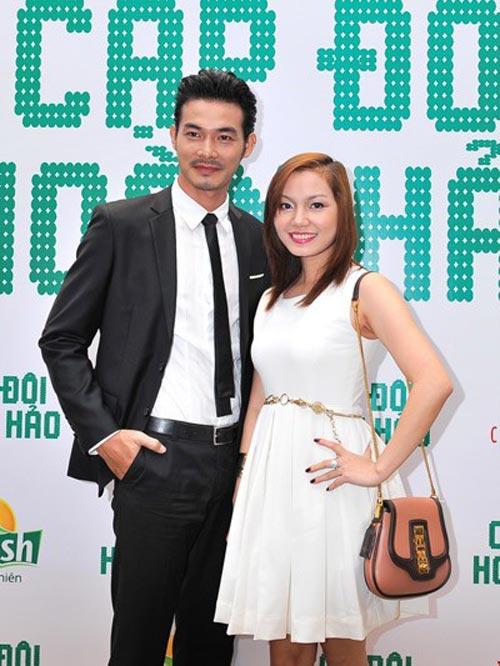 "nhung cap ""phim gia tinh that"" hot trong showbiz - 5"
