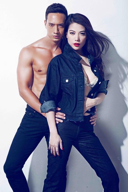 "nhung cap ""phim gia tinh that"" hot trong showbiz - 3"