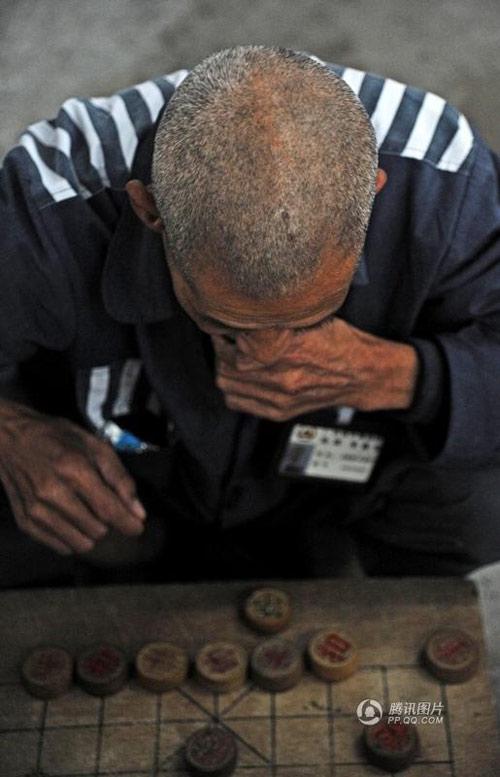 Cuộc sống tại trại quản thúc của những người già ở TQ-12