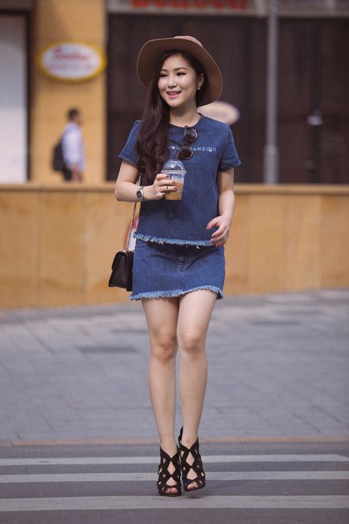 """tuan qua: my nhan chan ngan khong he """"xoan"""" truoc chan dai - 2"""