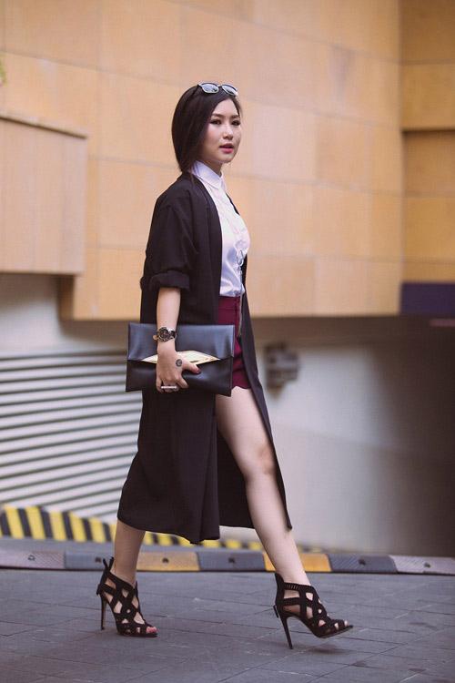 """tuan qua: my nhan chan ngan khong he """"xoan"""" truoc chan dai - 1"""
