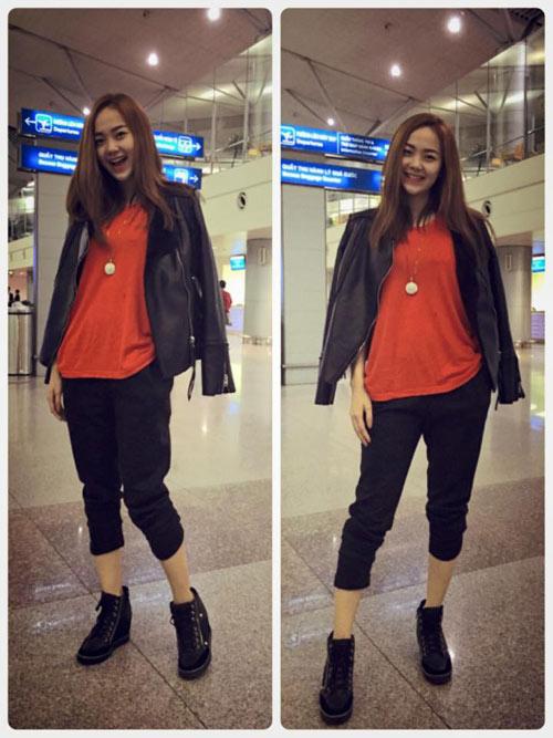 """tuan qua: my nhan chan ngan khong he """"xoan"""" truoc chan dai - 5"""
