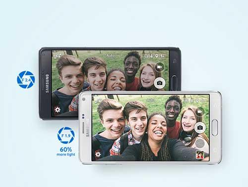 10 tinh nang quy cua galaxy note 4 ma iphone 6 plus khong co - 8