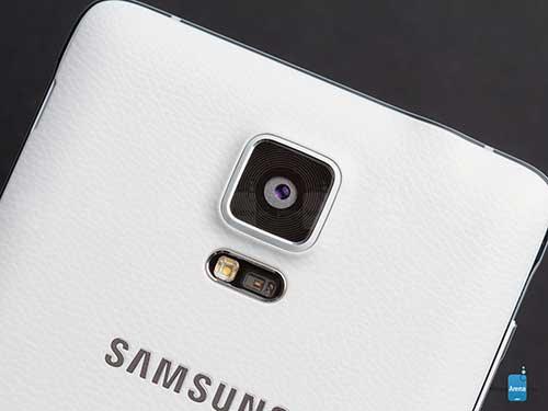 10 tinh nang quy cua galaxy note 4 ma iphone 6 plus khong co - 10