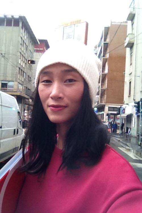 Huyền Trang: Không dám nhận là siêu mẫu-1