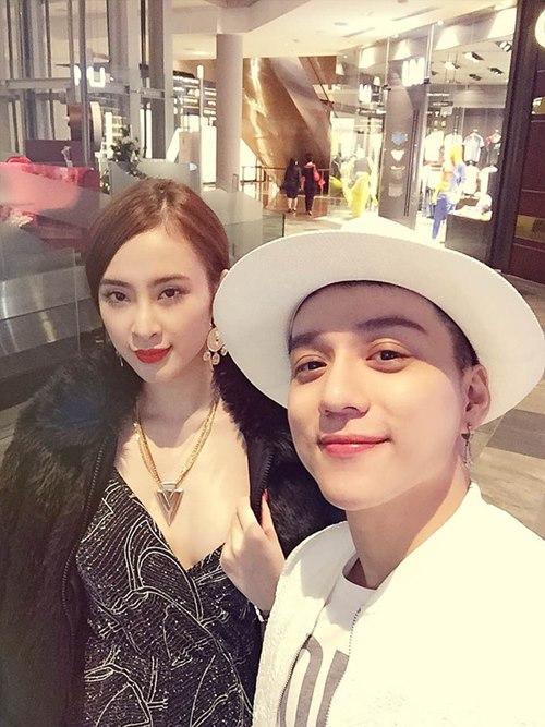 angela phuong trinh sang chanh di mua sam hang hieu - 8