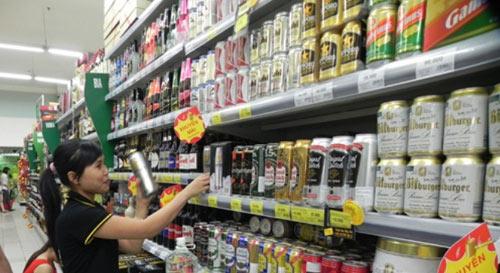 Bia rục rịch tăng giá-1