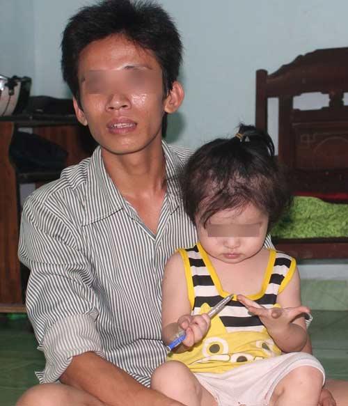 Bắt cóc bé 2 tuổi để đòi nợ và tiền chuộc-1