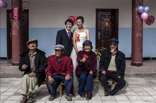 Đám cưới phá vỡ lời nguyền tại ngôi làng bệnh phong-7