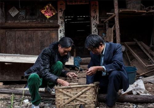 Đám cưới phá vỡ lời nguyền tại ngôi làng bệnh phong-12