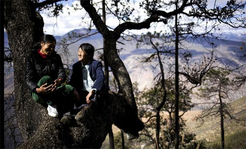 Đám cưới phá vỡ lời nguyền tại ngôi làng bệnh phong-15