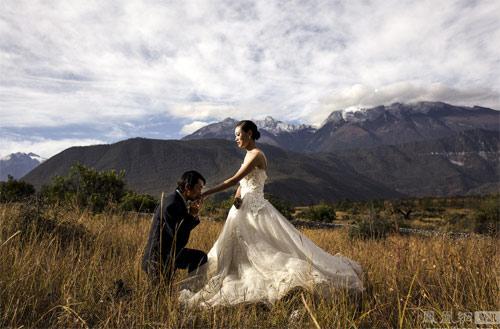 Đám cưới phá vỡ lời nguyền tại ngôi làng bệnh phong-1