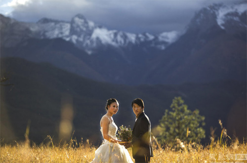 Đám cưới phá vỡ lời nguyền tại ngôi làng bệnh phong-2