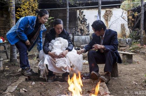 Đám cưới phá vỡ lời nguyền tại ngôi làng bệnh phong-4