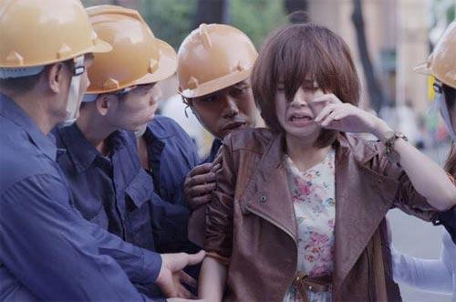 """hh huong giang hanh phuc khi con gai noi """"yeu"""" - 10"""