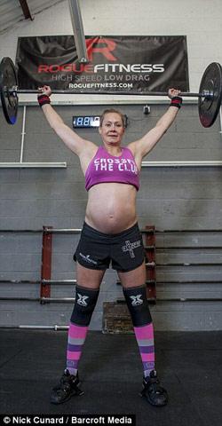 mang thai 38 tuan me van vo tu nang ta 100kg - 2