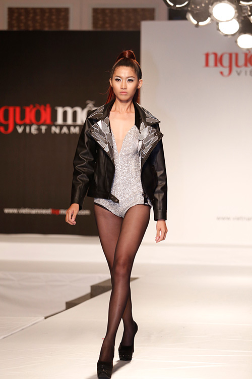 lai lo top 3 vn's next top model 2014? - 2