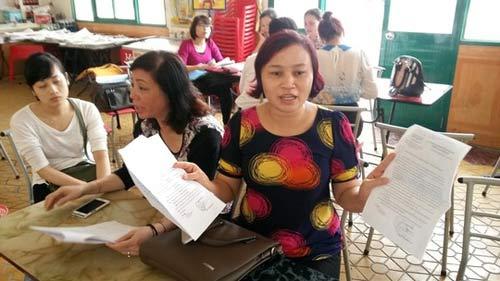 gia mao ho so, 22 thi sinh bi dinh chi thi tot nghiep dh vao phut chot - 1