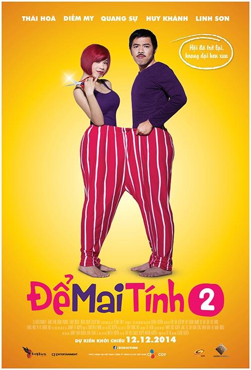 """kham pha hau truong thu vi cua """"de mai tinh 2"""" - 1"""