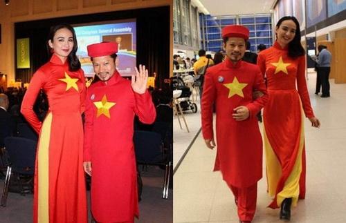 """khanh my tham du """"victoria secret's show"""" luc nua dem - 10"""