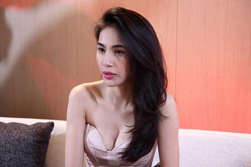 thuy tien phu nhan chuyen ghen tuong voi cong vinh - 1