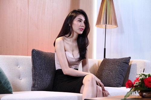 thuy tien phu nhan chuyen ghen tuong voi cong vinh - 7