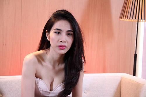 thuy tien phu nhan chuyen ghen tuong voi cong vinh - 2